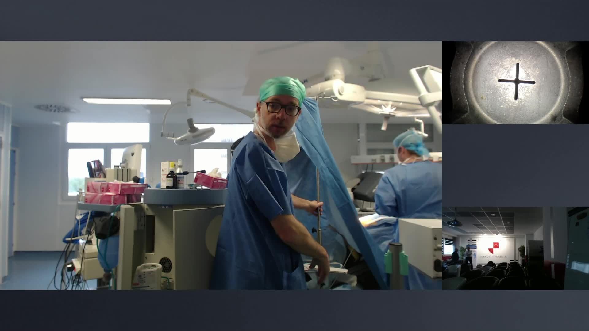 Prostatectomie Robot - CHRU Nancy 2019-04-30 10:05